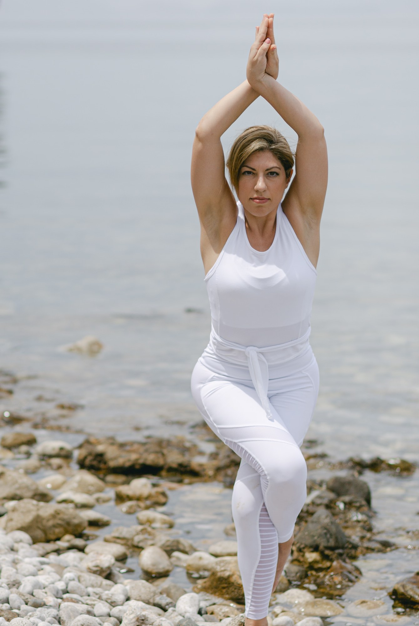 Katerina Theochari, Yoga Instructor & Energy Healer